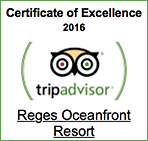 2016 Trip Advisor Certificate of Exxellence