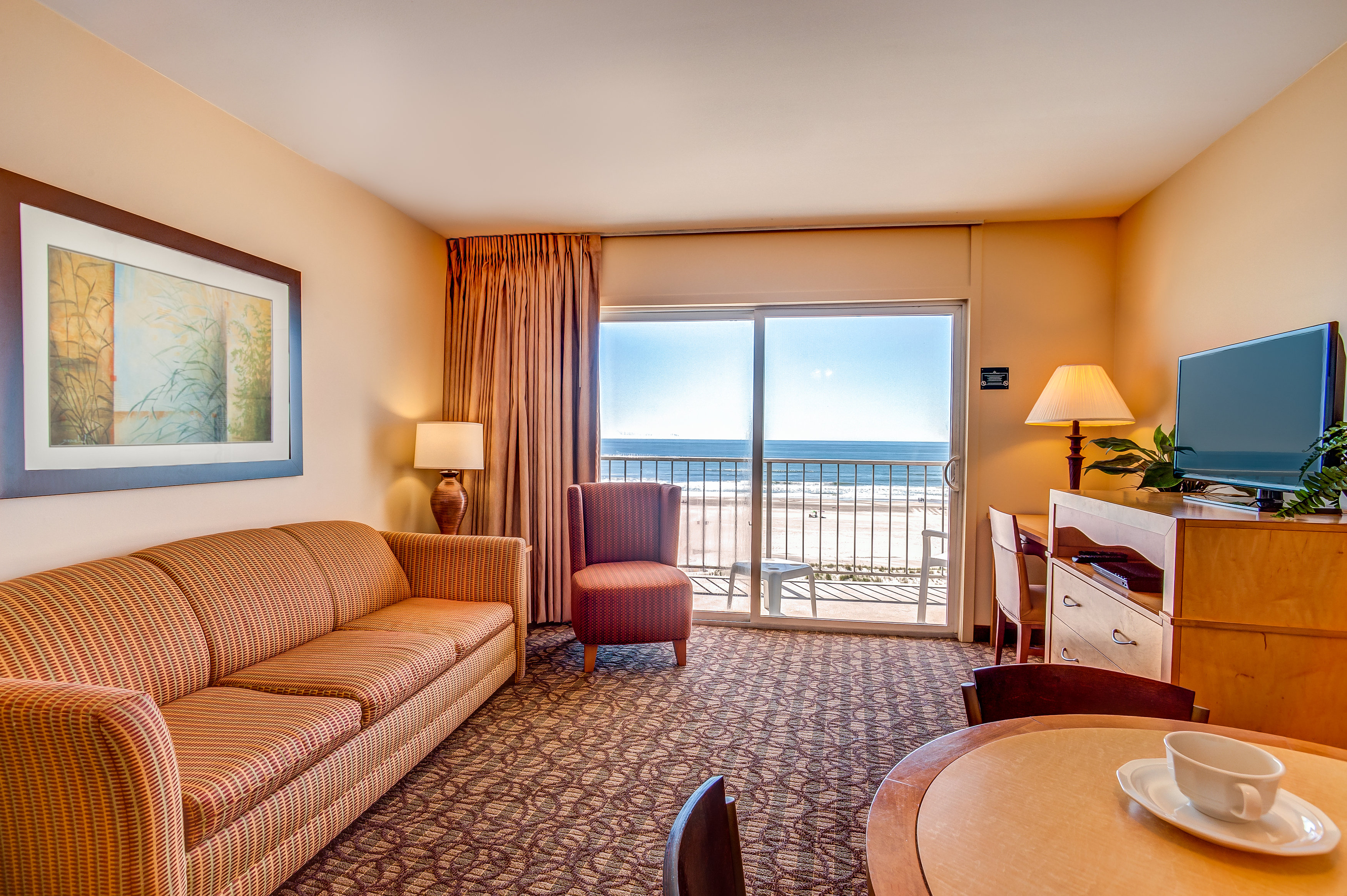 Rooms Reges Oceanfront Resort