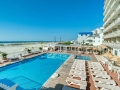 Pool Deck at the Reges Oceanfront Resort