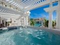 Reges Wildwood Oceanfront Resort View From Spa