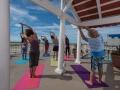 Wildwood Hotel Activities, Yoga On The Beach