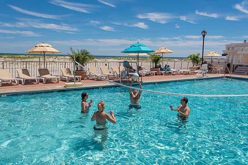 Wildwood Oceanfront Pool