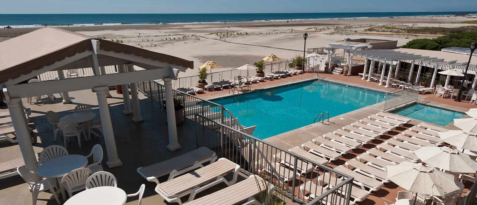 Wildwood Crest Hotel Pool