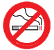 Reges Oceanfront Resort is smoke free!